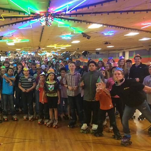 Ohio Skate party